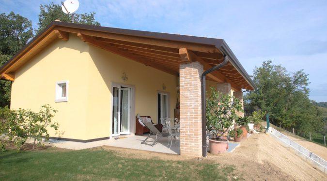 Casa Prefabbricata / Lago di Garda- 48.500.-€ + IVA